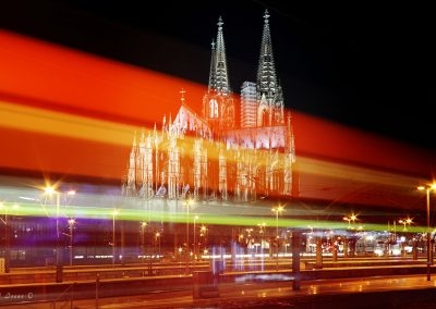 Cologne Central Station Cathedral