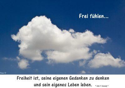 Frei fühlen