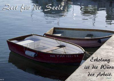 Zeit für die Seele