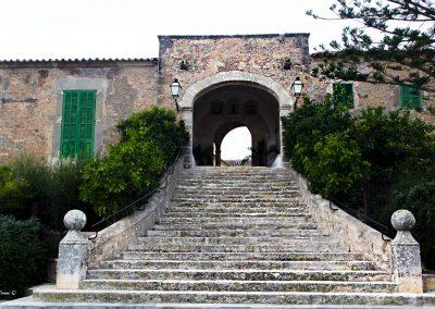 Santuari de Monti Sion, Porreres
