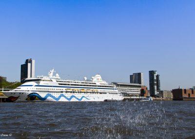 Hamburg, AIDA