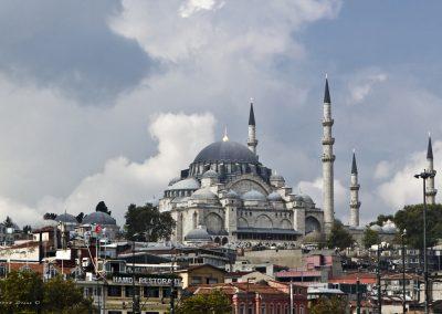 Istanbul, Moschee