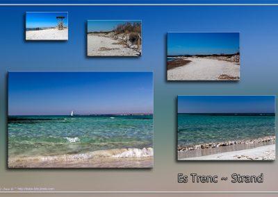 Es Trenc - Strand